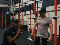 小珂Jivan核心训练腹肌视频教程_锻炼腹肌最好的方法