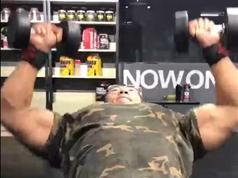 鹿神胸部训练视频_健身视频_完美的胸部训练
