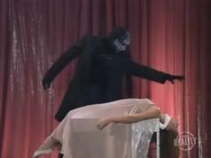 舞台魔术视频_梁松岩魔术合集_魔术大揭秘_香烟类魔术