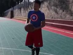 篮球明星技巧动作教学_科比进攻逻辑_科比曼巴晃动进攻