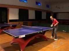 如何成为乒乓球高手《跟唐博士学打乒乓球》授乒乓球教学视频