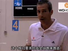 五虎篮球基础入门教学_突破进攻教学_实用篮球技巧_五虎篮球教学视频