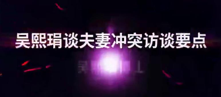 吴熙�K 解读当代夫妻关系案例十讲婚姻家庭议题视频课
