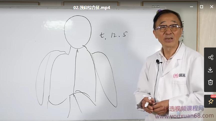 2019年 张德成以指代针--指针疗法全息反射疗法治疗常见病视频