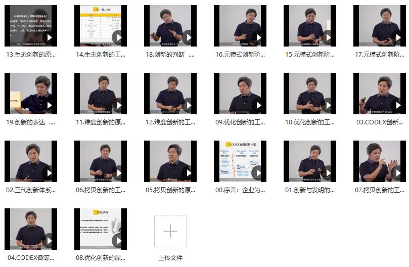 高茂源-互联网时代创新密码20讲