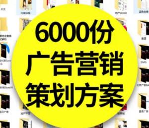 10G活动方案广告营销策划方案全集
