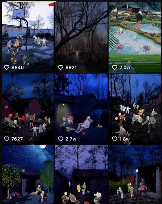 图片[3]-黄岛主抖音超清怀旧视频热门玩法+变现模式大解析 - 网创资源库-网创资源库
